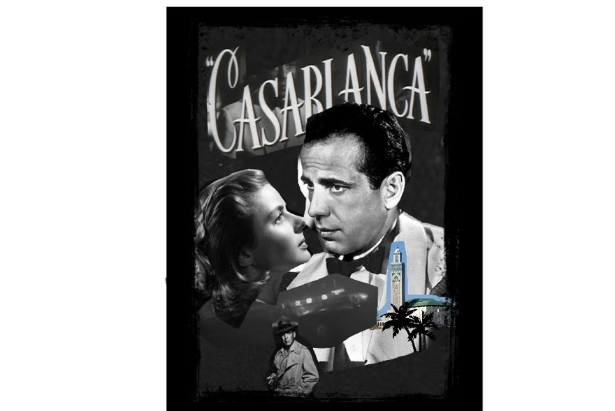 Casablanca, created with Mixel